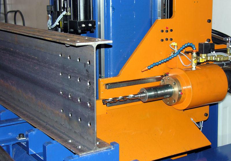 CNC Beam Drill